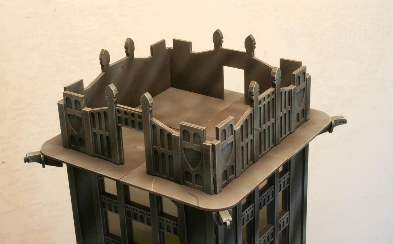 L'atelier de Lien : début de tables Gotham.. 161016035531551482