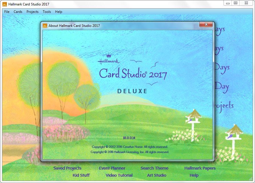 Hallmark Card Studio 2009 Deluxe