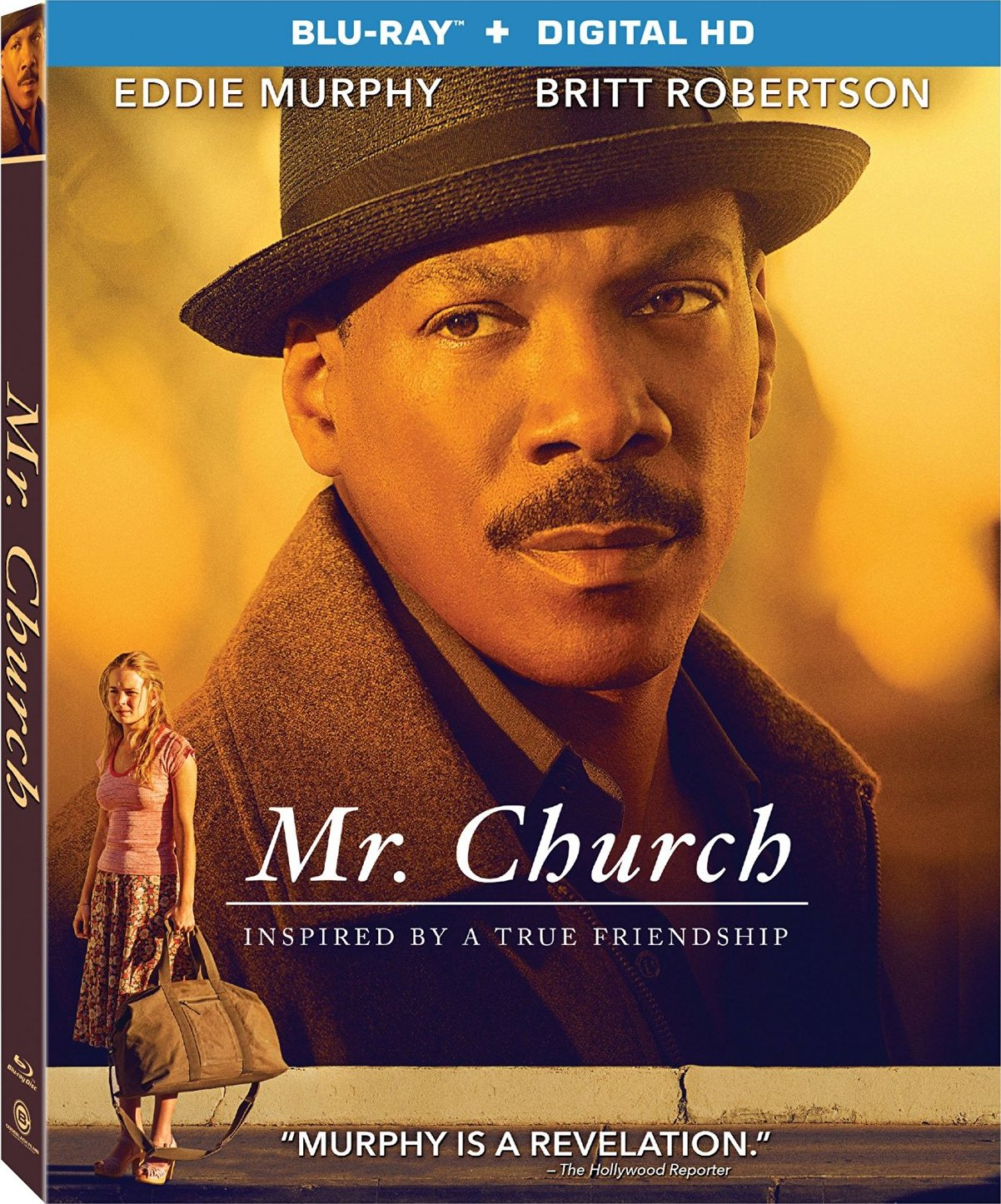 Mr. Church (2016) poster image