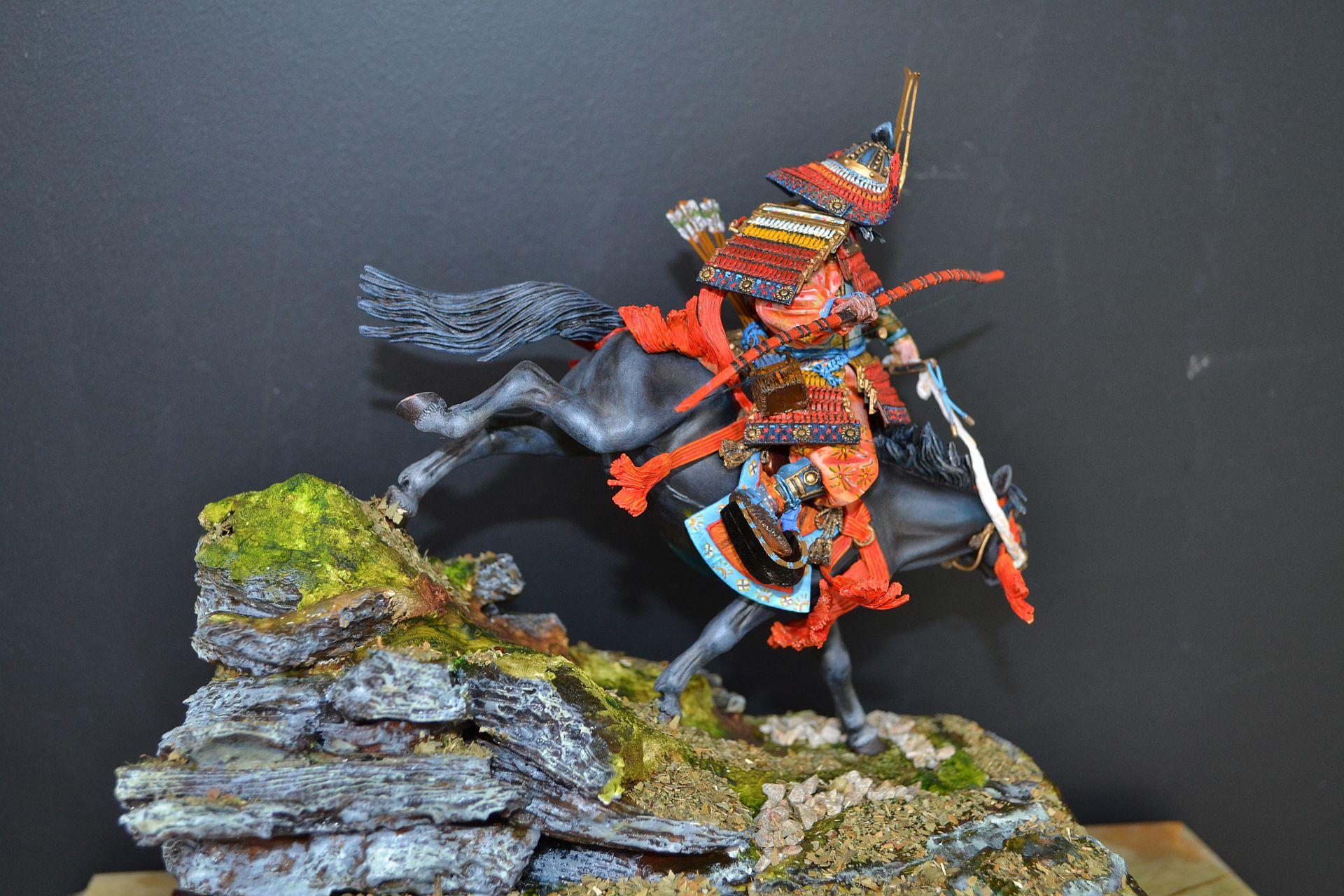 figurine pegaso - samouraï 90 mm - Page 3 161024014340792365