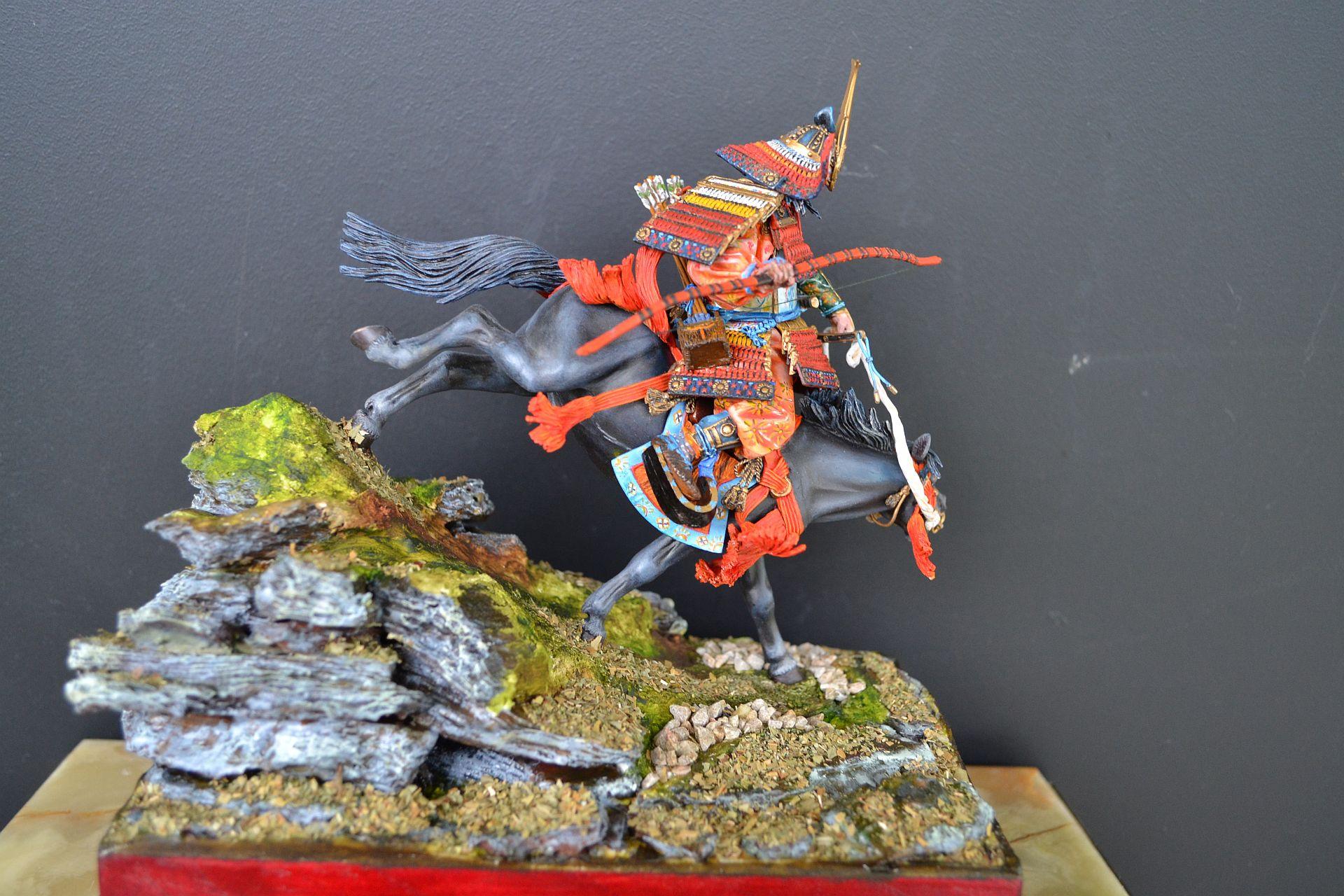 figurine pegaso - samouraï 90 mm - Page 3 161024014341664498