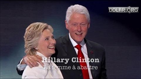 Hillary Clinton la femme à abattre