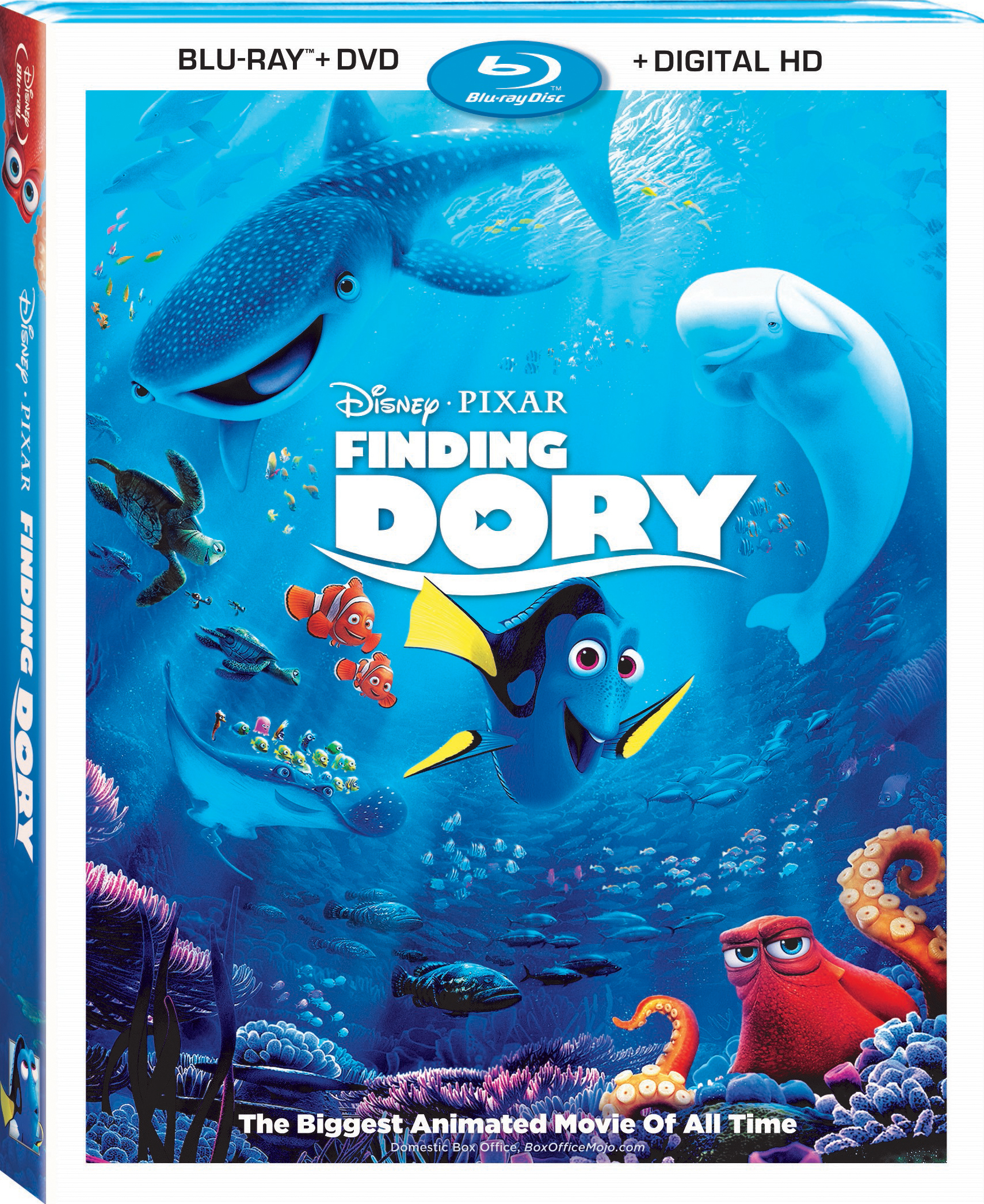 Finding Dory (2016) poster image
