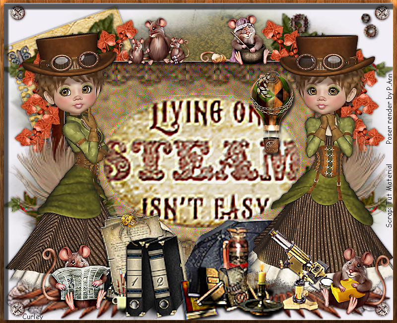 MY STEAMPUNK LIFE 2016