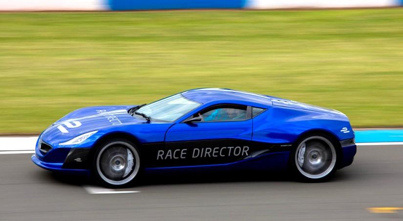 2014 donington park - formula e tests