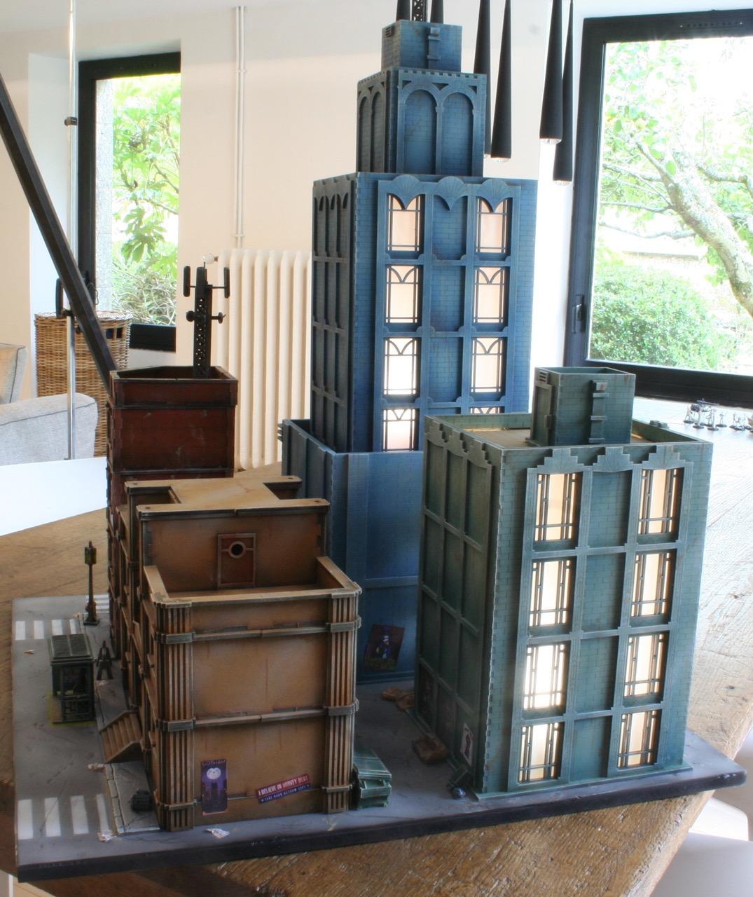 L'atelier de Lien : début de tables Gotham.. 161028105019911605