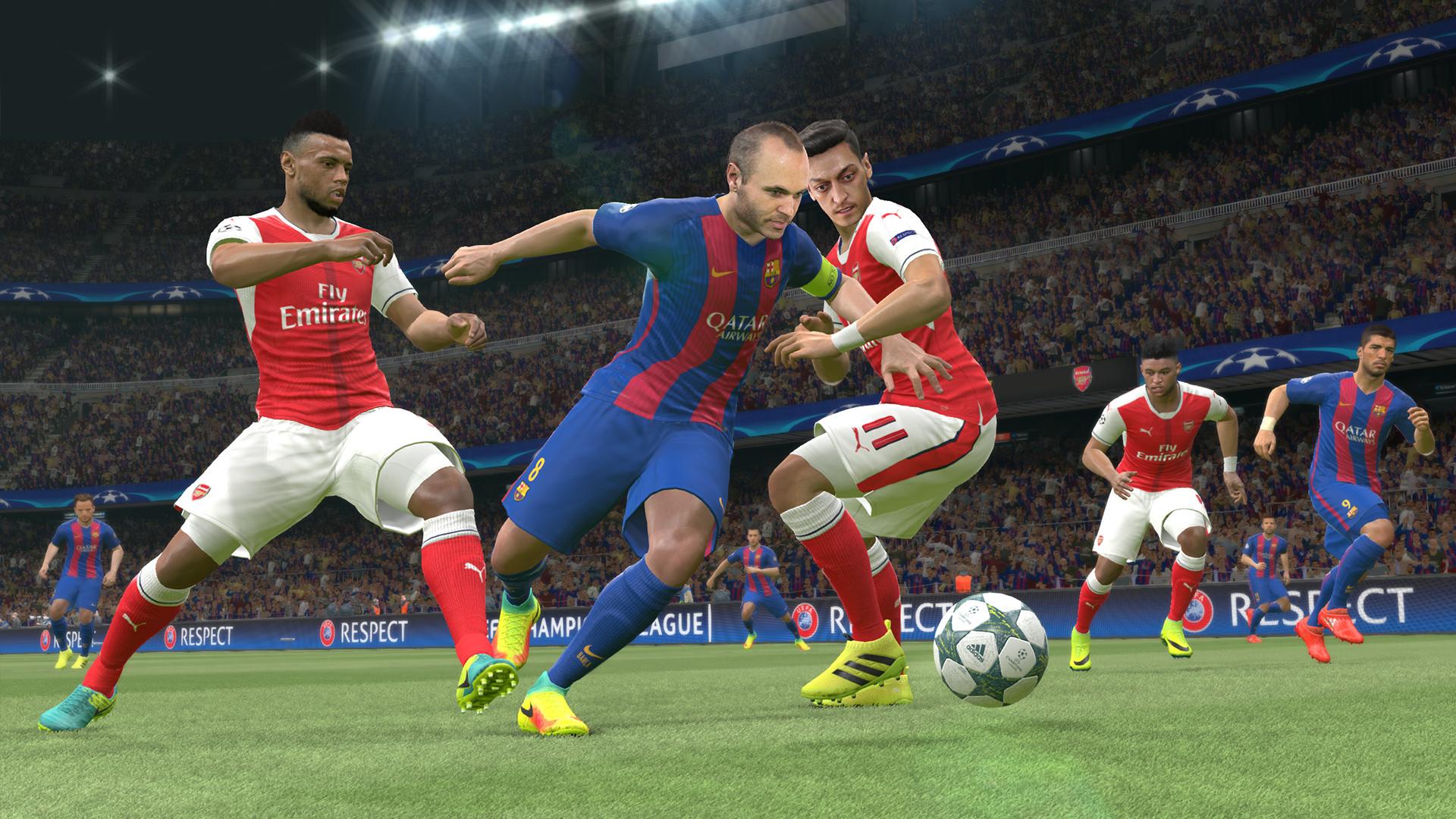 Pro Evolution Soccer 2017 image 2