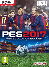 Poster for Pro Evolution Soccer 2017