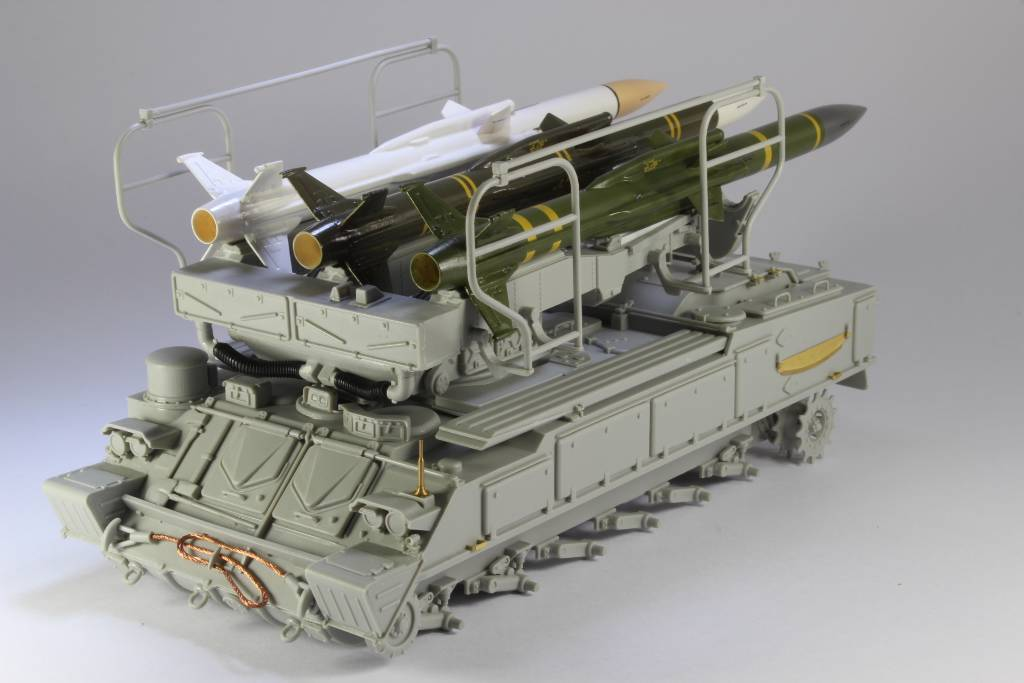 Montage Russia SA-6 Gainful ( 2K12 Kub ) Trumpeter 1/35 161029010419401157