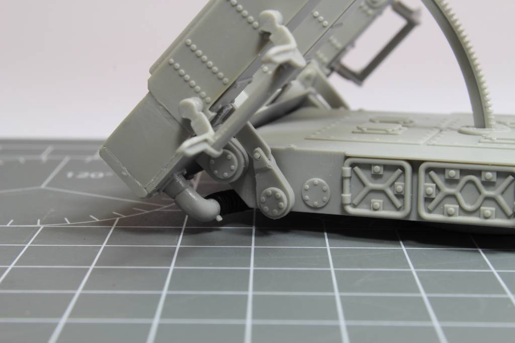 Montage Russia SA-6 Gainful ( 2K12 Kub ) Trumpeter 1/35 161029125325143840