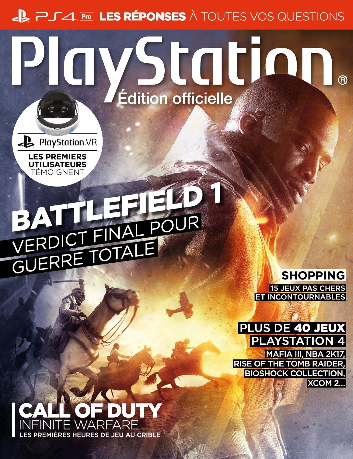Jeux Vidéo magazine Hors-Série 48 - Automne 2016