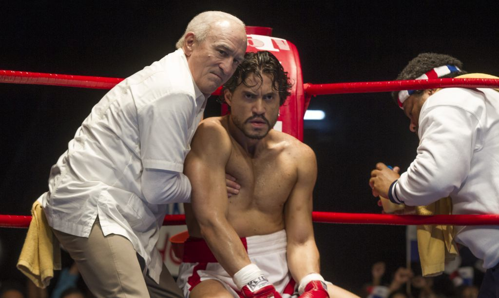 Hands of Stone (2016) image