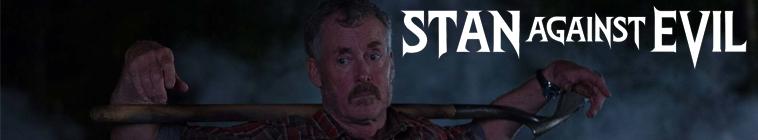 Poster for Stan Against Evil