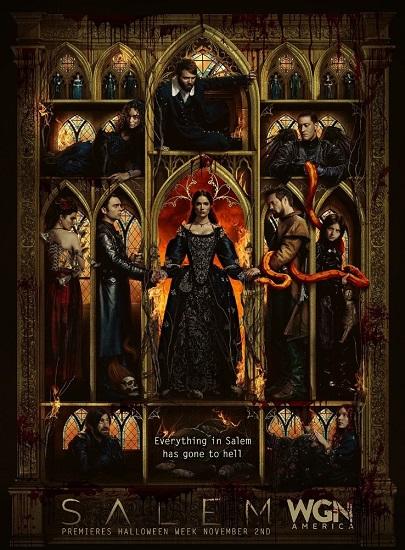 Salem {Sezon 03} (2016)