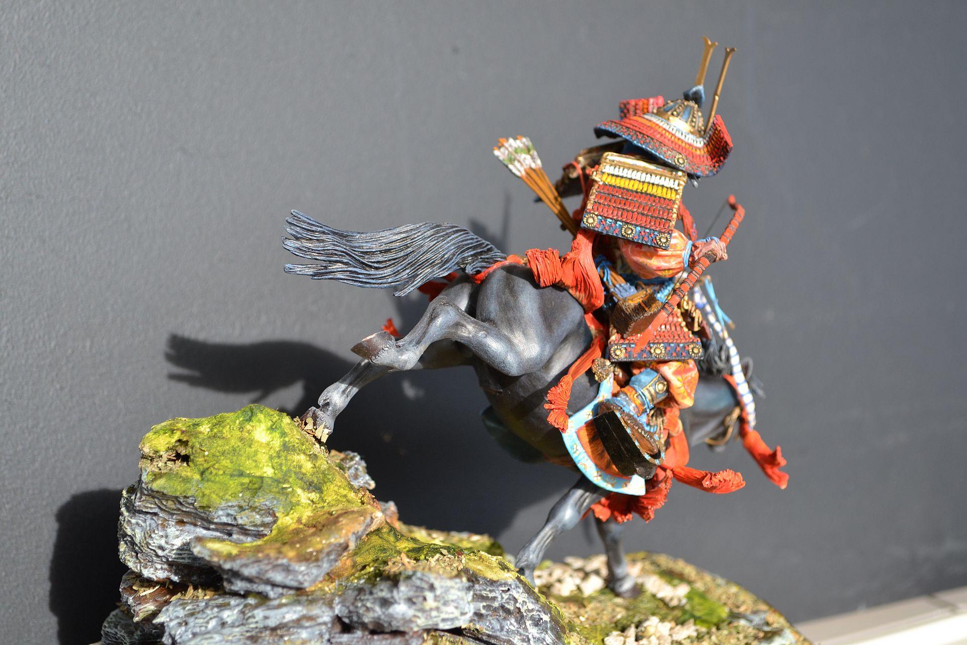 figurine pegaso - samouraï 90 mm - Page 3 161104013704728363