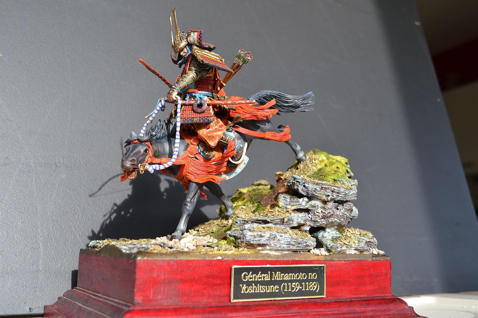 figurine pegaso - samouraï 90 mm - Page 3 161104013706779276