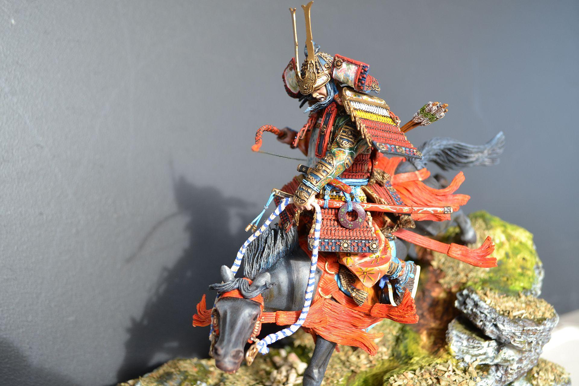 figurine pegaso - samouraï 90 mm - Page 3 161104013709509849