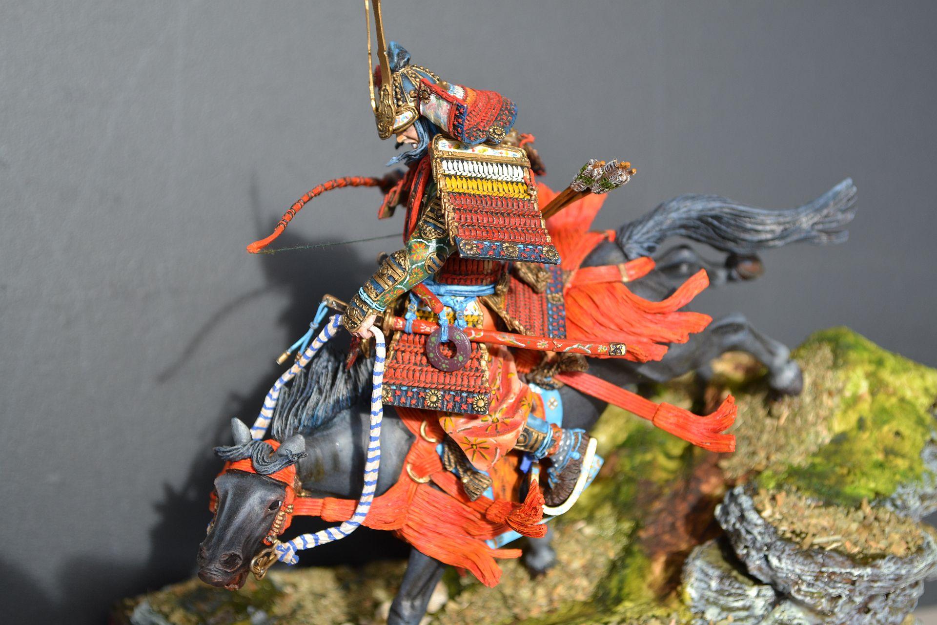 figurine pegaso - samouraï 90 mm - Page 3 161104013710317543