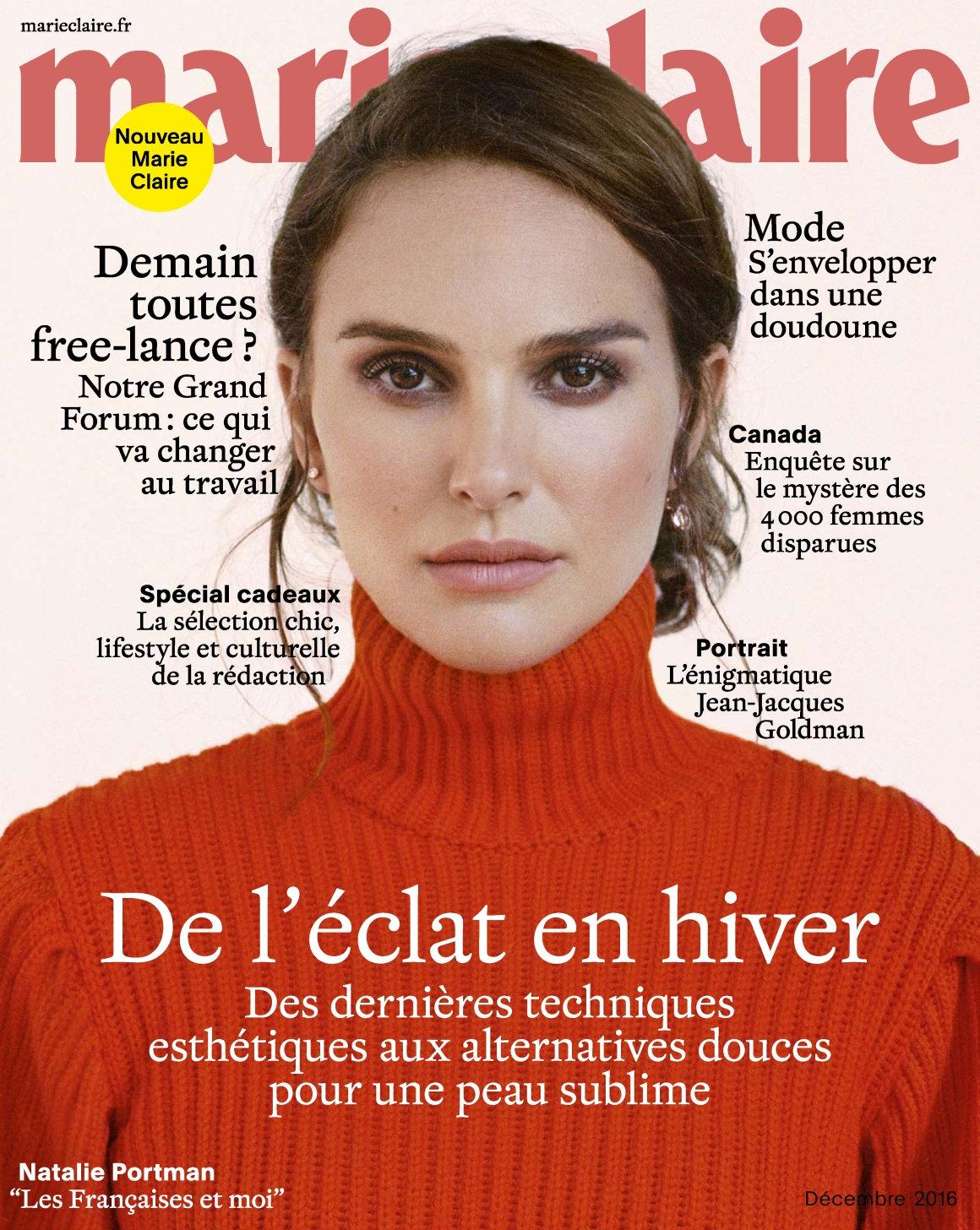 Marie Claire N°772 - Décembre 2016