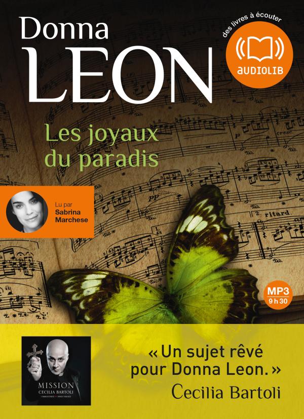 [EBOOKS AUDIO] Donna Leon - Les joyaux du paradis [mp3.160]