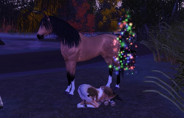 """[Challenge] Teens and Horses """"Sims 3"""" - Page 2 16110601250915964"""
