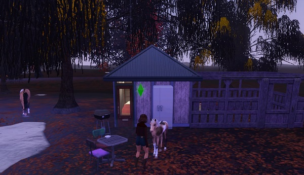 """[Challenge] Teens and Horses """"Sims 3"""" - Page 2 161106012509641878"""