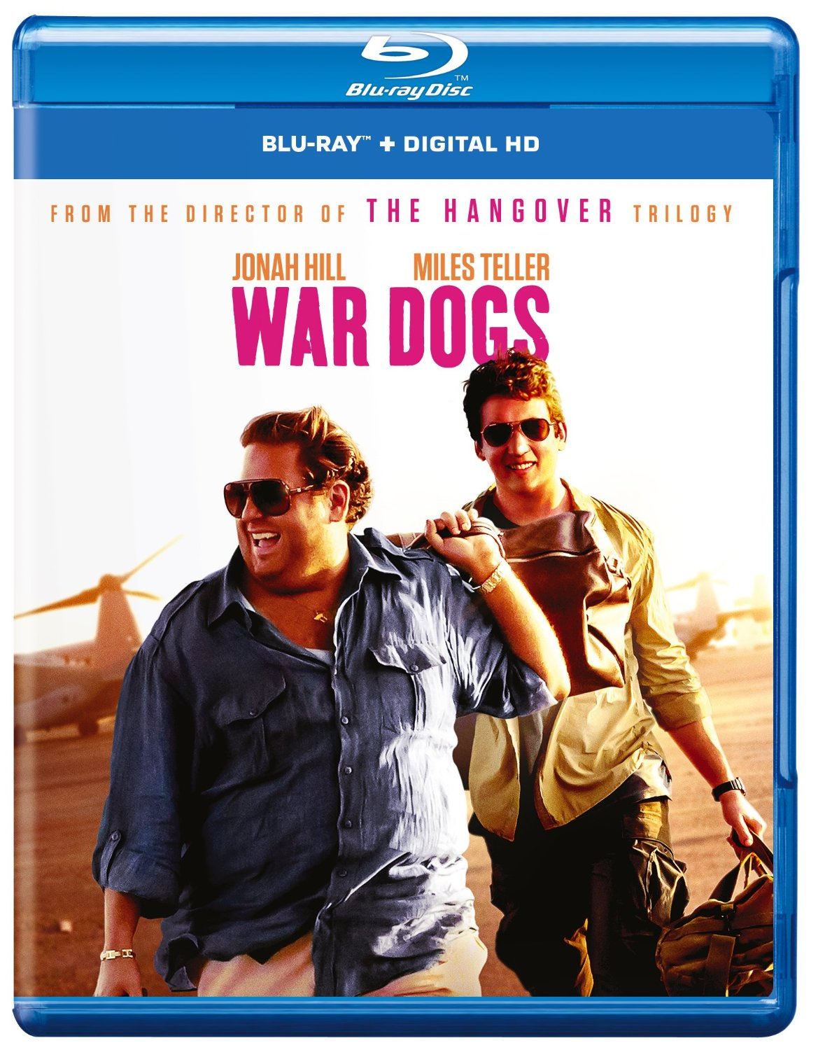 War Dogs (2016) poster image