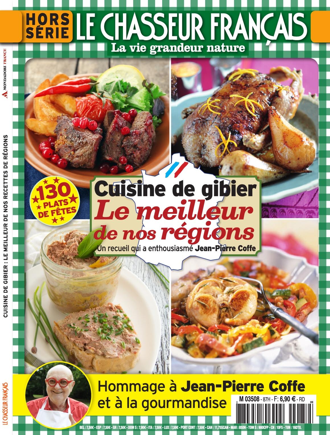 Le Chasseur Français Hors-Série 87 - Cuisine de giber 2016