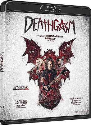 Deathgasm french bluray 720p