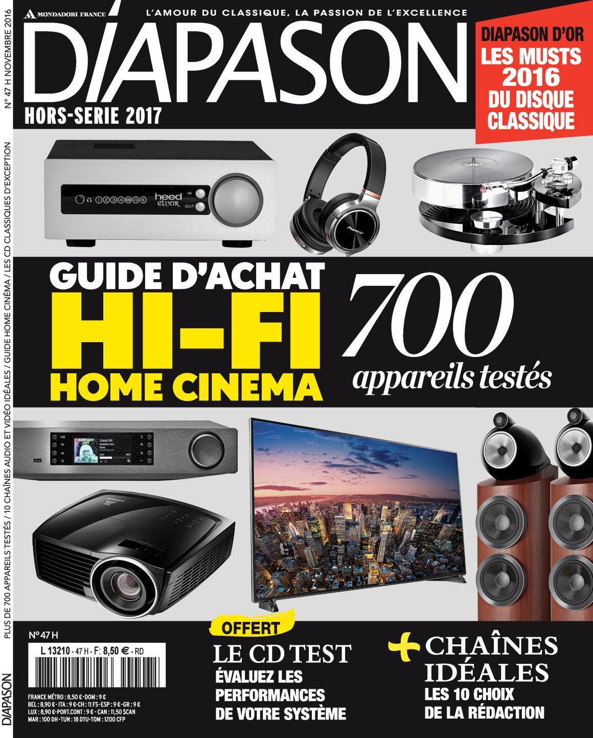 Diapason Hors-Série 47 - Novembre 2016