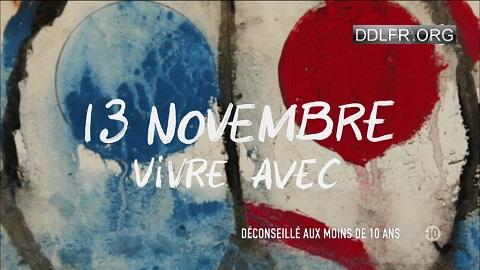 13 novembre : vivre avec
