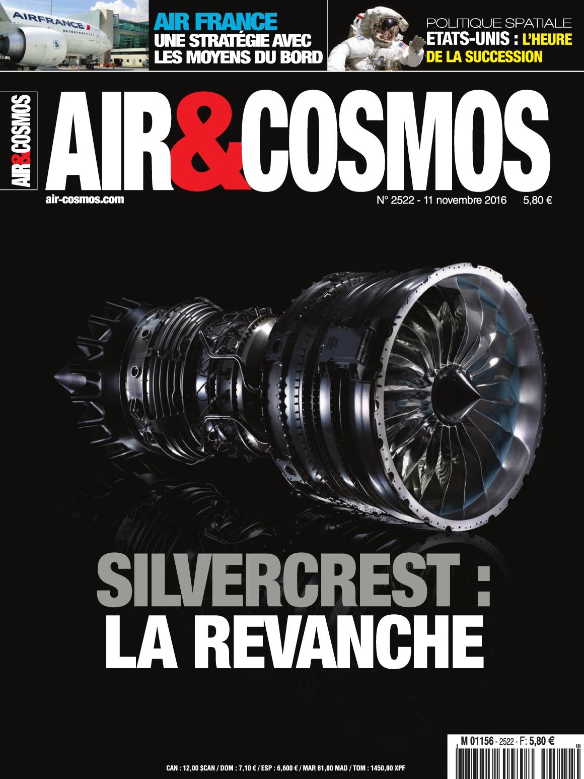 Air & Cosmos 2522 - 11 Novembre 2016