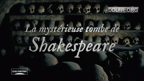 La mystérieuse tombe de Shakespeare