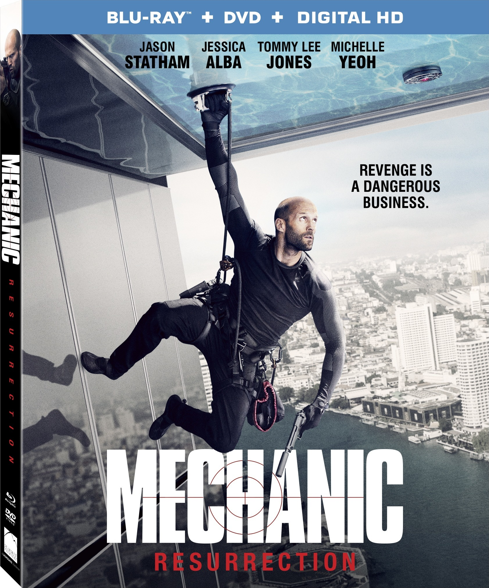 Mechanic: Resurrection (2016) poster image