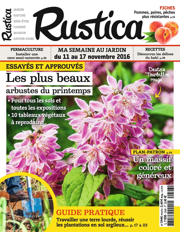Rustica 2446 - 11 au 17 Novembre 2016