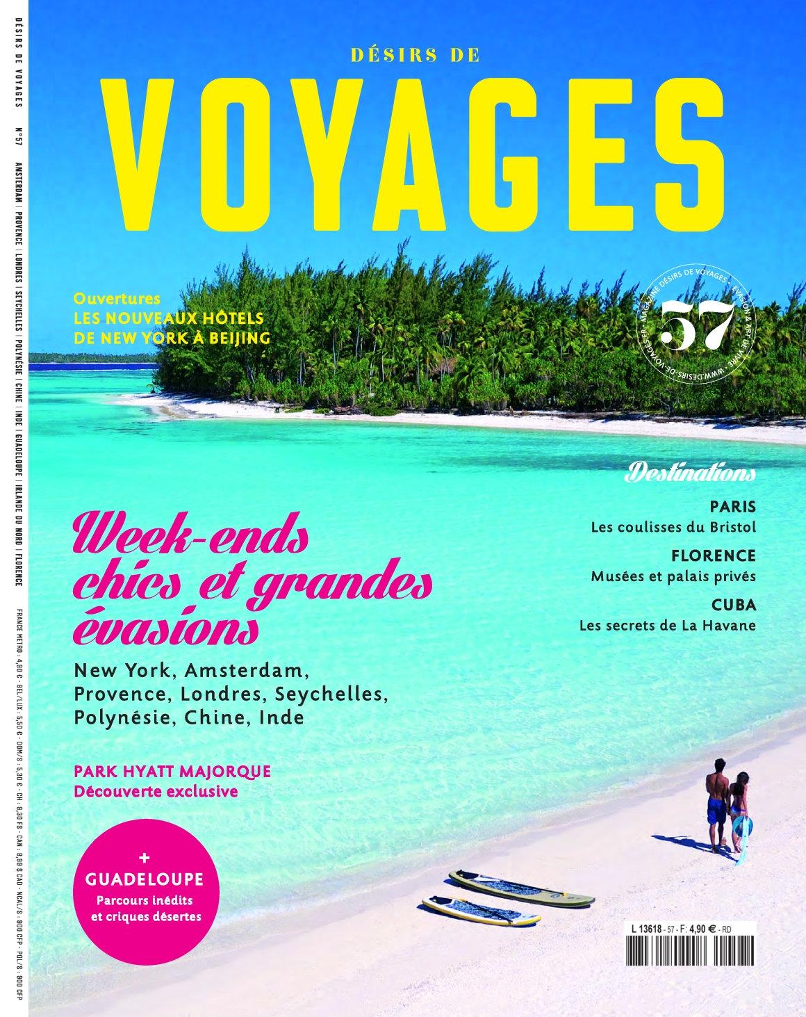 Désirs de Voyages 57 - Octobre/Novembre 2016
