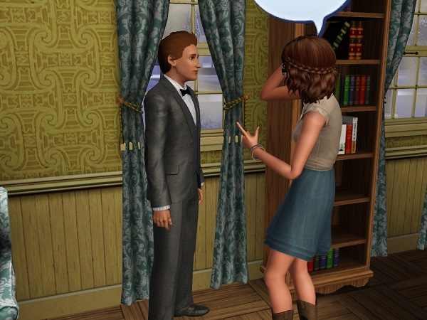 """[Challenge] Teens and Horses """"Sims 3"""" - Page 2 161112104551320727"""