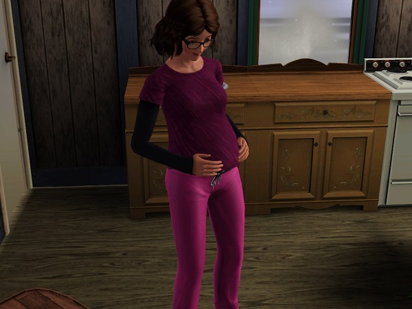 """[Challenge] Teens and Horses """"Sims 3"""" - Page 2 161112104555904932"""