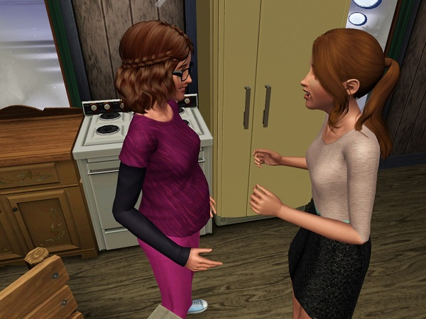 """[Challenge] Teens and Horses """"Sims 3"""" - Page 2 161112104556171378"""