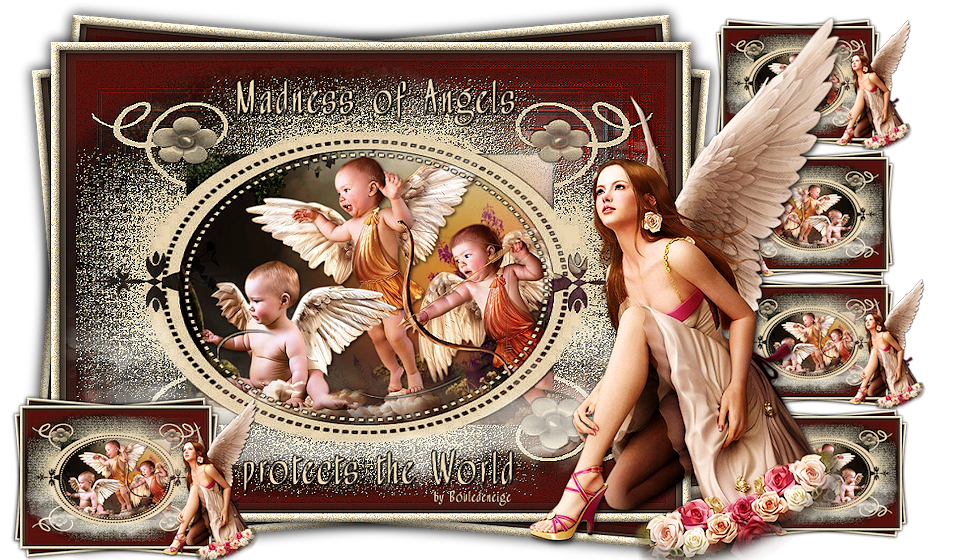 tuto perso Madness of angels