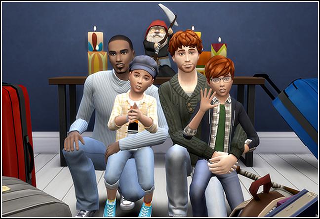 [Challenge Sims 4] Tranches de Sims: Les enfants démoniaques  161114063358919950