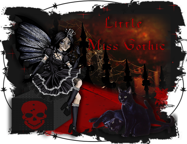 little miss gothic