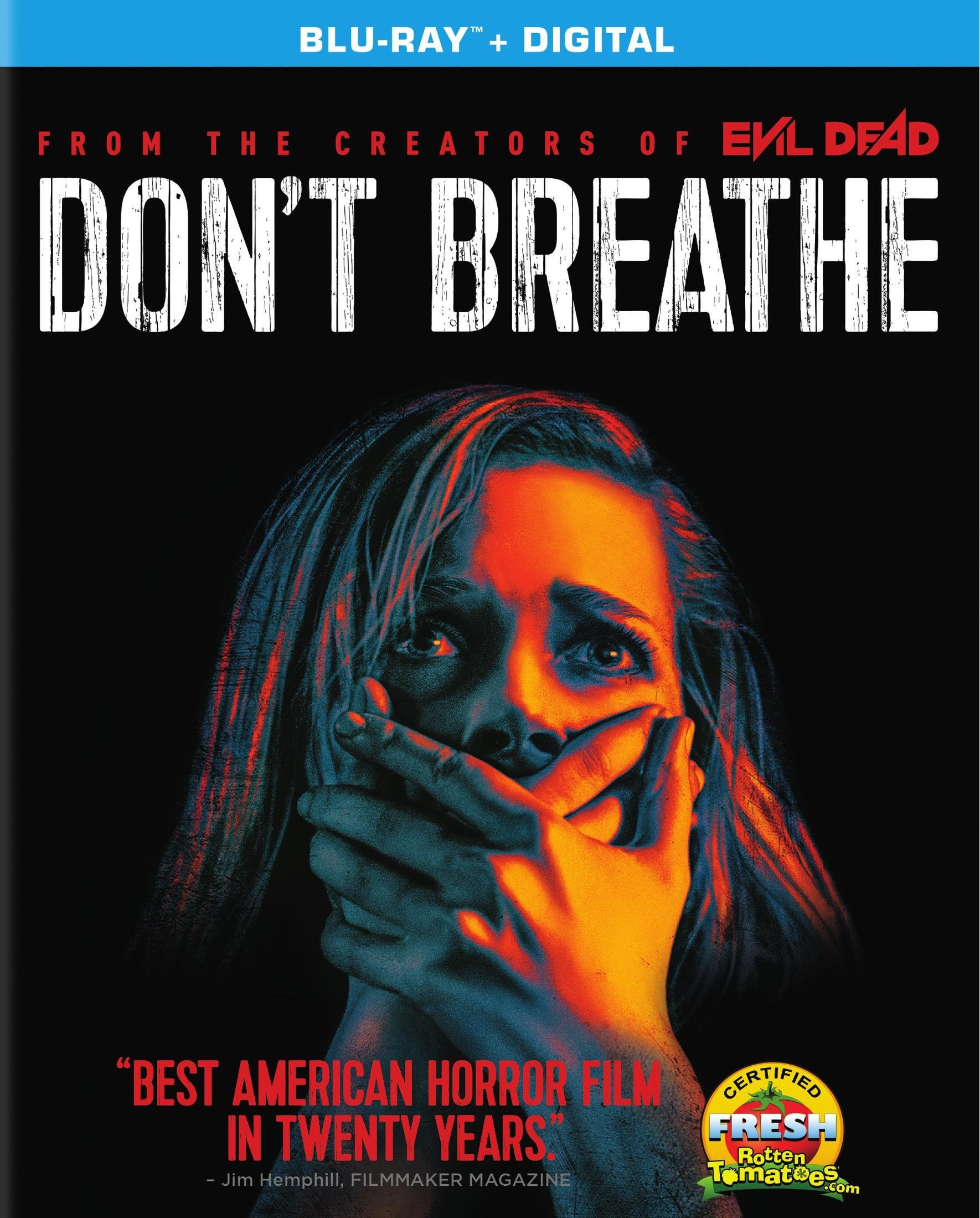 Don't Breathe poster image