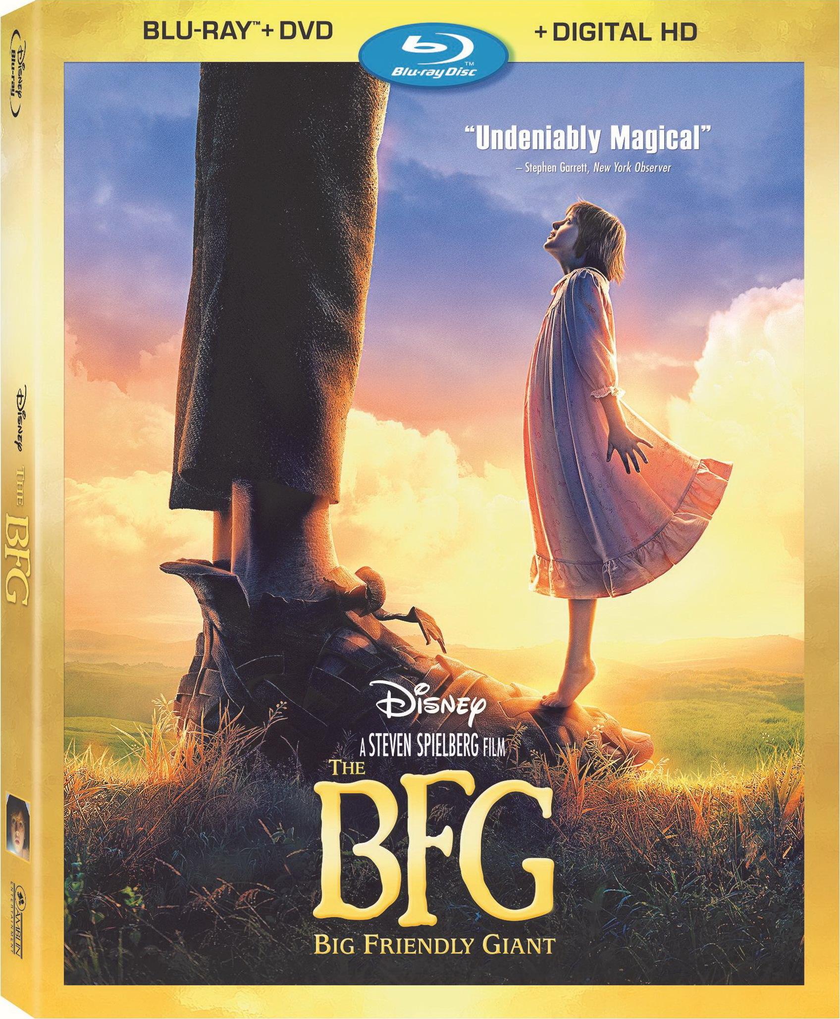 The BFG (2016) poster image