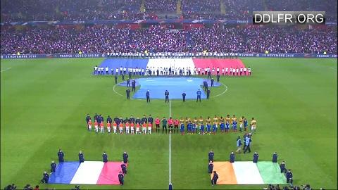 Football France Côte d'Ivoire Match amical 15 Novembre 2016 HDTV 720p