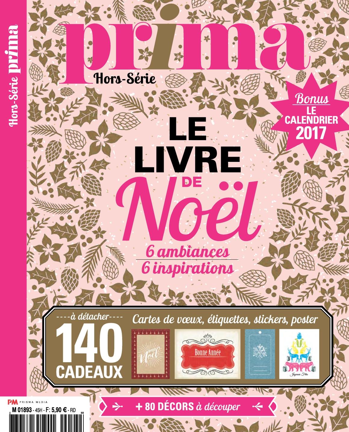 Prima Hors-Serie 41 - Décembre 2016
