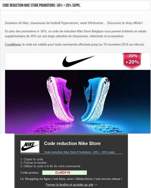 best sneakers dc563 d3b8b NIKE  code promo