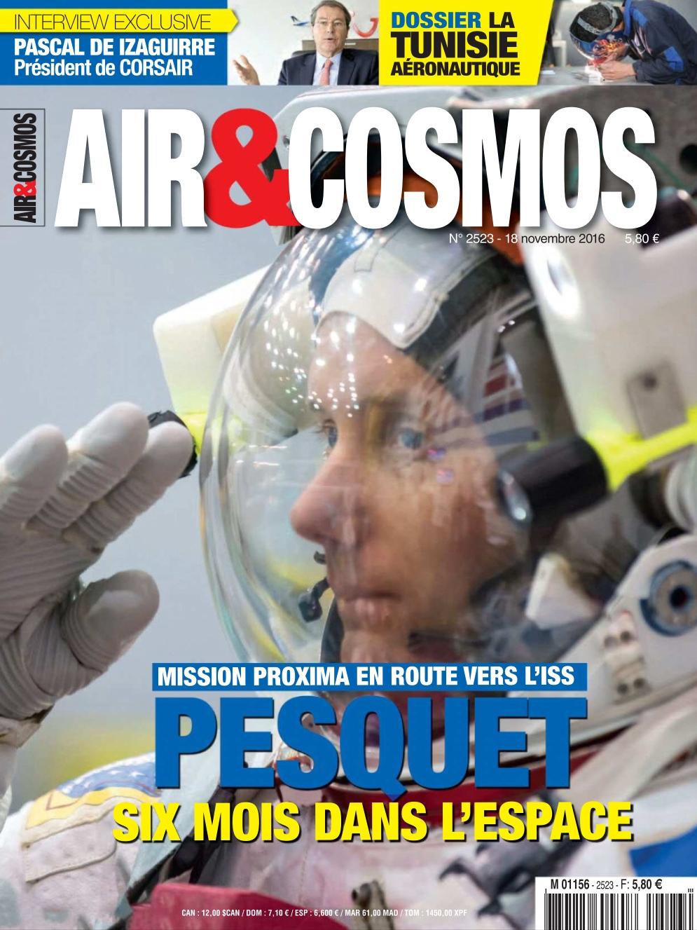 Air & Cosmos 2523 - 18 Novembre 2016