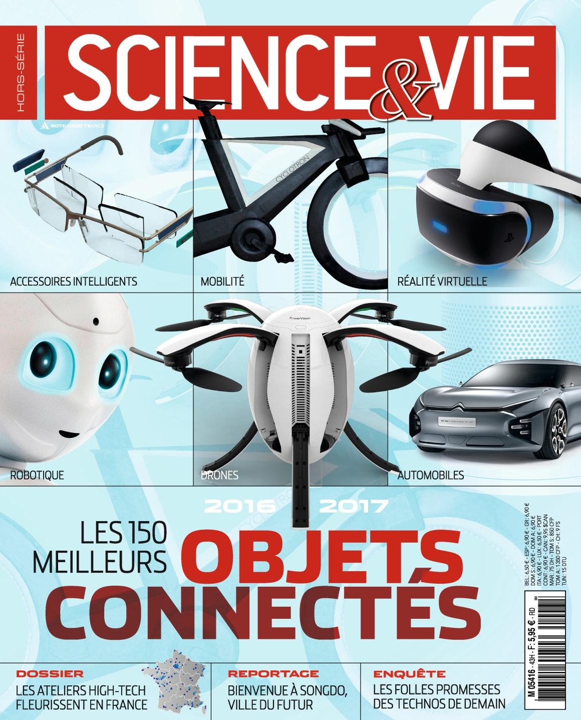 Science & vie Hors-série Spécial 43 - 2017