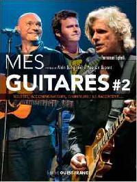 Livre Mes Guitares #2 / éditions Ouest France Mini_16111809335556465